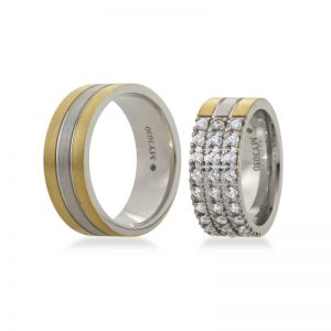 Bartijewels Trauringe Gold massiv MY-3030